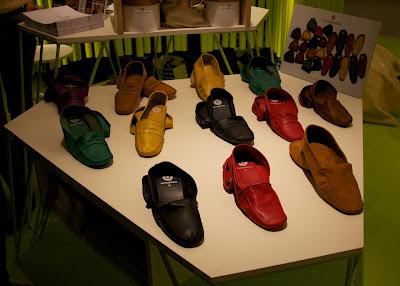 La Portegna: simple, supple slippers