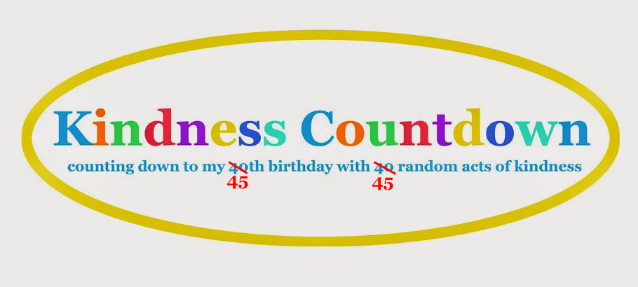 Kindness Countdown