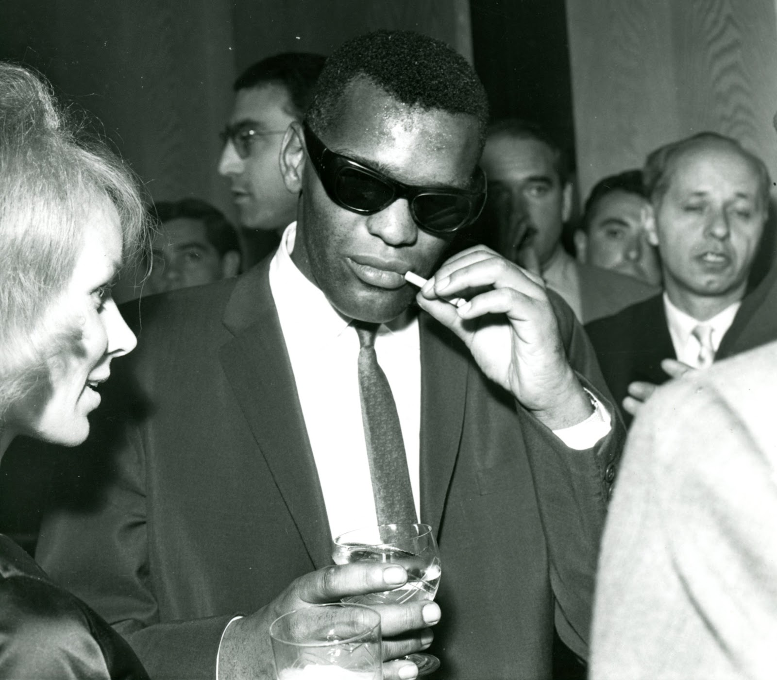ray charles video museum october 2011