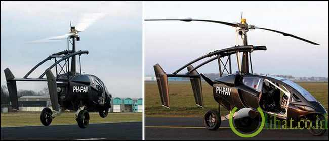PAL-V: Personal Air and Land Vehicle