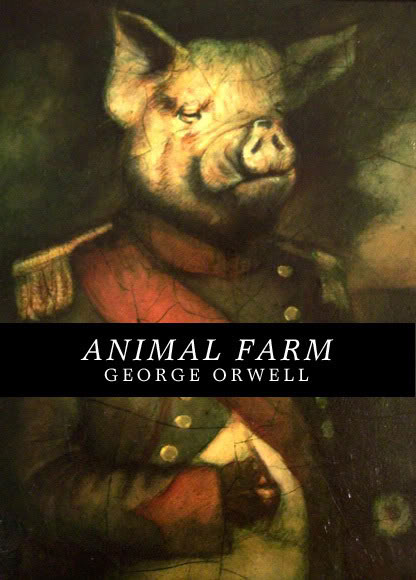 marxism in orwell s animal farm George orwell: animal farm i remember being assigned animal farm sometime around late old major is essentially the karl marx of the animal revolution.