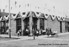 ~ <i>The 1895 fire in Belle Fourche</i> ~