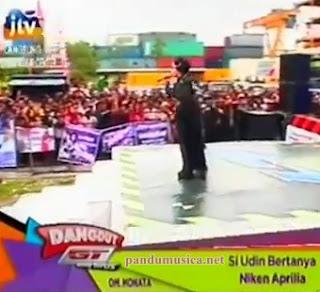 Si Udin Bertanya (Wali) - Niken Aprilia - Monata Live Dangdut GT JTV