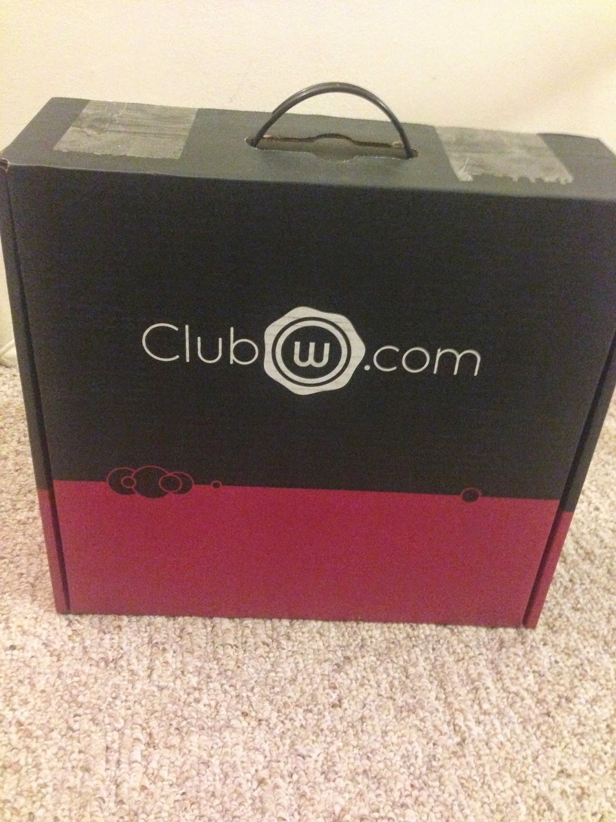 club w wine delivery