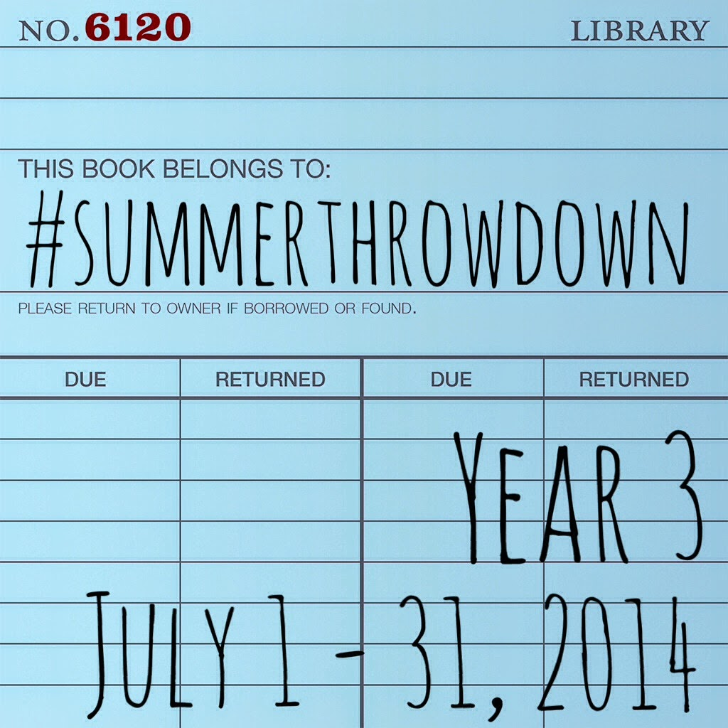 Summer Throwdown 2014