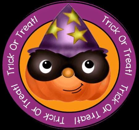 TRICK or TREAT!  Oct 31 - Nov 2, 2014