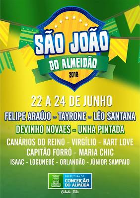 São João Conceição do Almeida