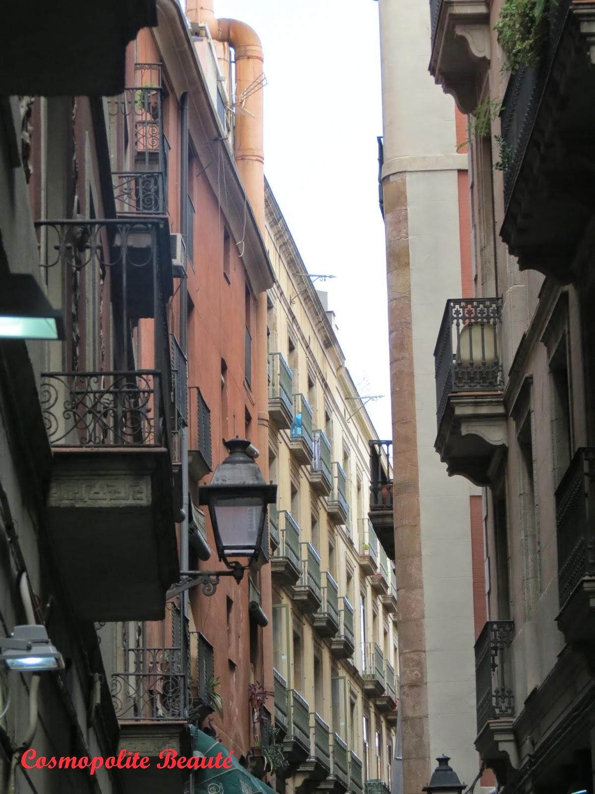 Las ramblas, Barcelone, Espagne, voyage, carnet de voyage, Barcelona, beauté, mode, boutiques
