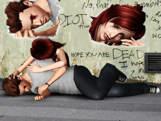 My Sims 3 Blog Don T Leave Me Couple Poses By Lili09
