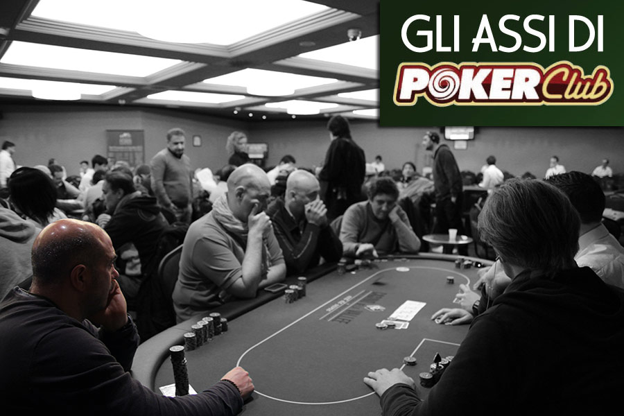 Poker casino saint vincent