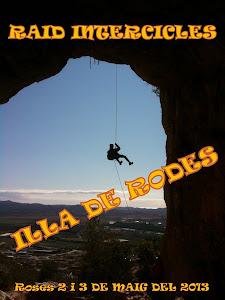 I Raid Intercicles Illa de Rodes