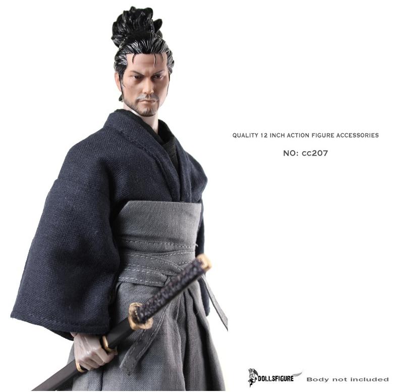Toyhaven Pre Order Dollsfigure 1 6 Scale Miyamoto Musashi