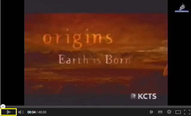 """Origins: Earth is Born,"""