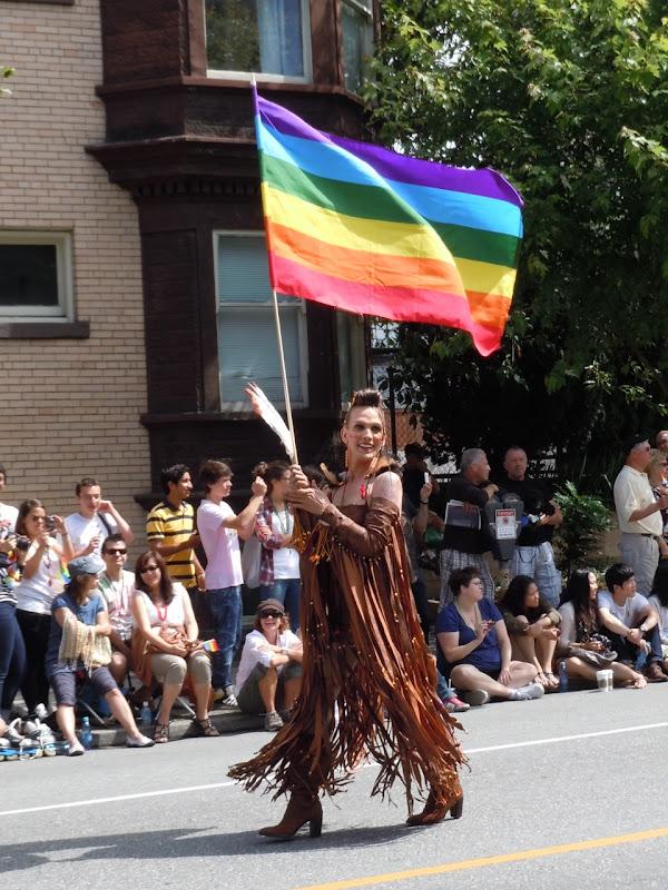 33rd Vancouver Parade Pride