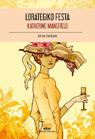 Lorategiko festa, Katherine Mansfield