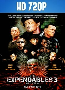 The Expendables 3 720p Subtitulada 2014