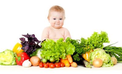 Memenuhi asupan nutrisi