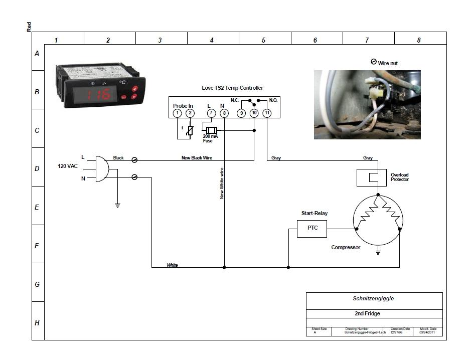 Square mini fridge wiring diagram online schematic diagram fermentation chamber build rh brokenglassbrewing blogspot com budweiser mini fridge wiring diagram mini fridge kegerator cheapraybanclubmaster Image collections