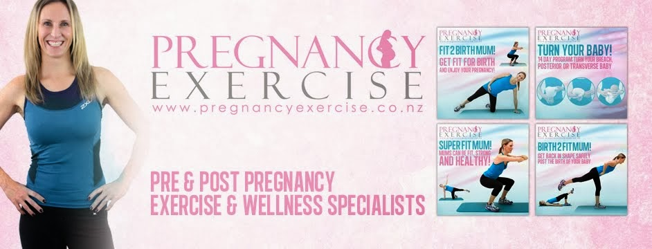 Pre and Post Pregnancy Exercise and Wellness Specialists