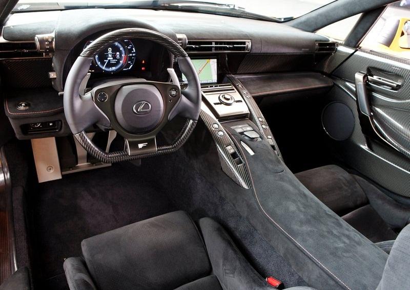 Sport Car Garage 2012 Lexus Lfa Nurburgring Package