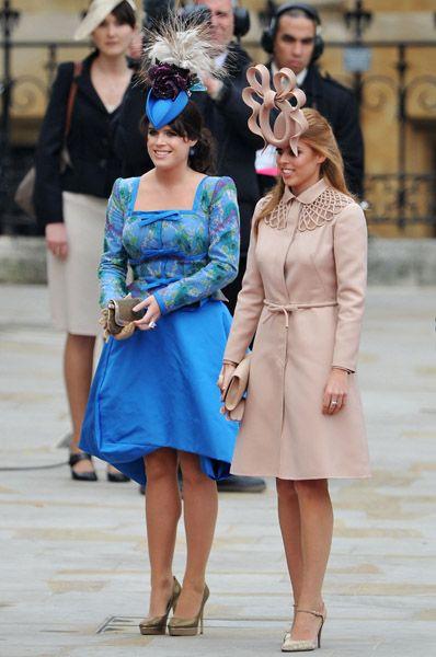 Fashion Portfolio: Los invitados a la boda real