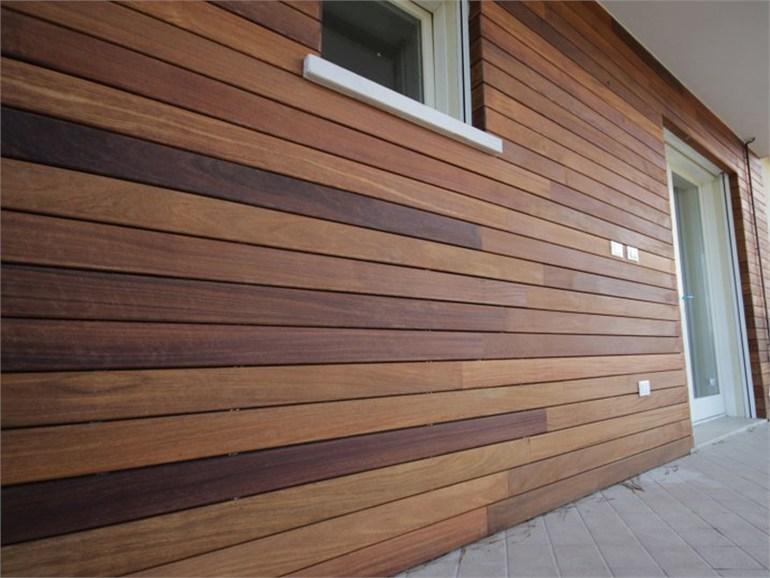 Deck para muros bokken trabajos en madera - Muro de madera ...
