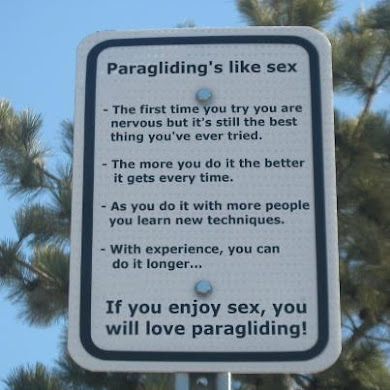 The Joy of Paragliding