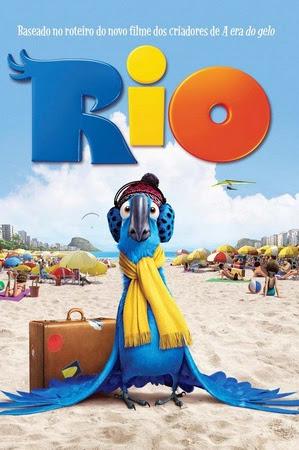 A animação Rio em livros!