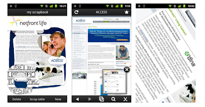 NetFront Life Browser for Android