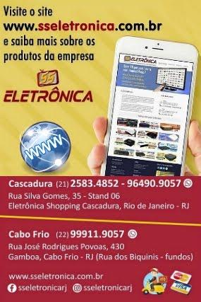 SS ELETRÔNICA CABO FRIO