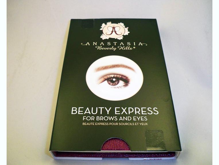 Anastasia Beauty Express Brow Kit Review Makeup By Renren