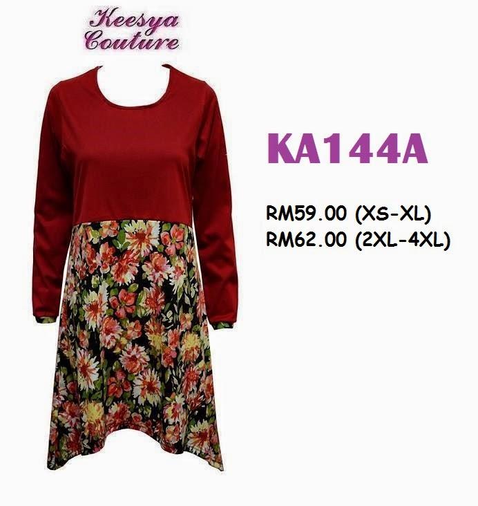 T-shirt-Muslimah-Keesya-KA144A