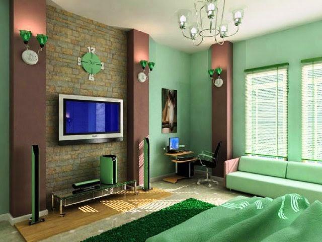 best green bedroom paint colors