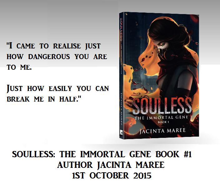 Jacinta Maree Ya Author