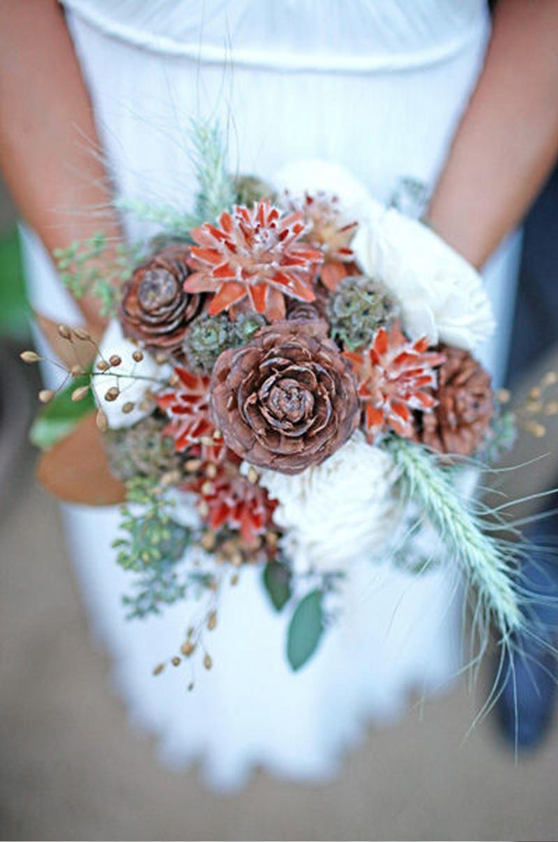Simply Savannah Events: SIMPLY FLORALS: Unique Fall Bouquets