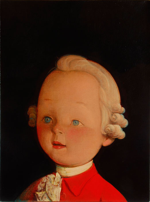 Amadeus mozart 1997 by joe damato - 3 part 4