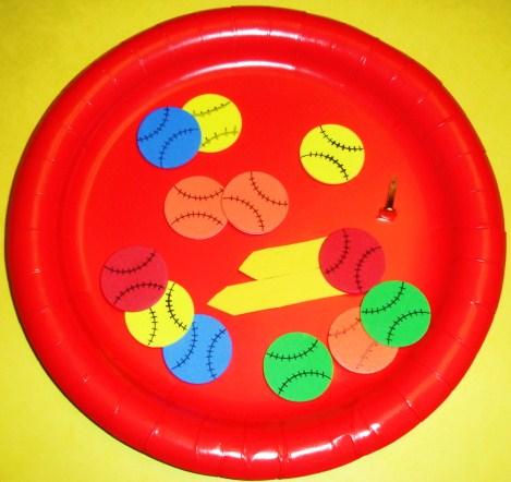 Materials  sc 1 st  Learning Ideas - Grades K-8 - Blogger & Learning Ideas - Grades K-8: Make a Baseball Paper Plate Clock Craft