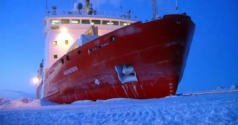 Κομμάτι πάγου στον Καναδά «ξεφτίλισε» 40 επιστήμονες της «υπερθέρμανσης»