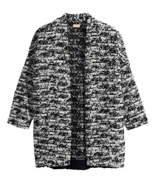 big fluffy jacket