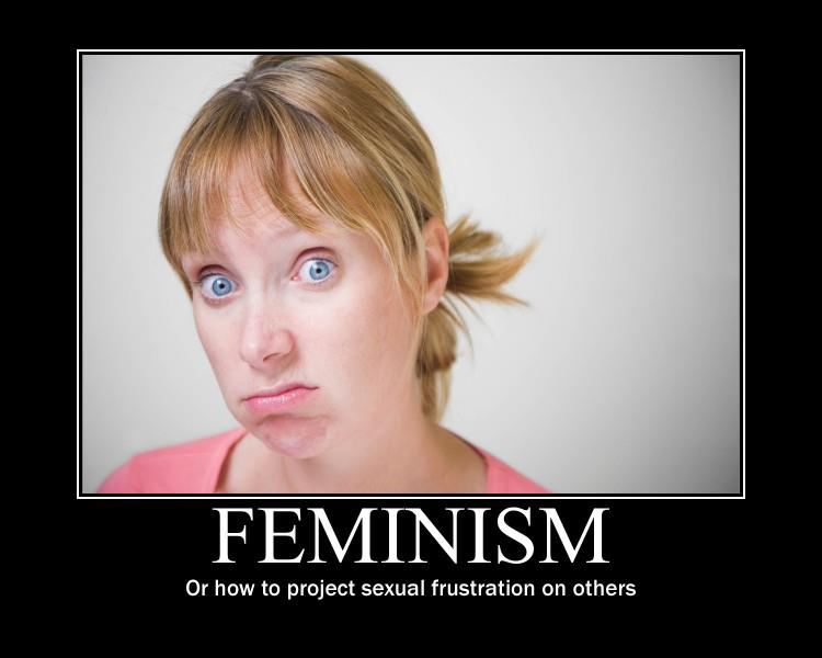 Whats with all the hypocracy in the feminist movement?
