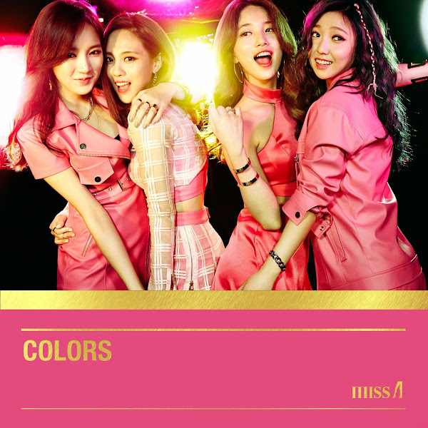 missA Colors Cover
