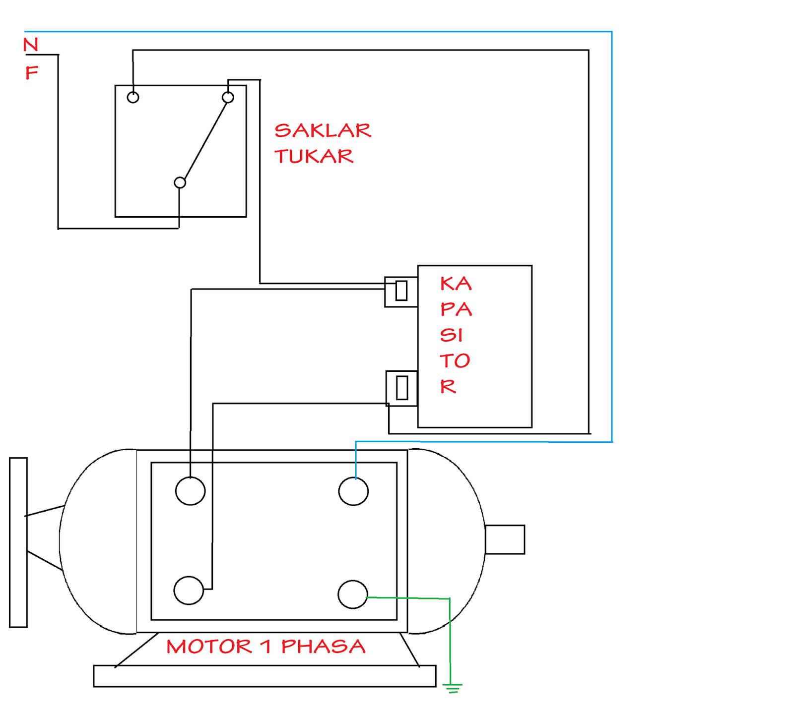 Wiring Diagram Further Contoh Penggunaan Atau Timer Gen3 Electric 215 3525963 How To Wire A Doorbell Mari Kita Buat Sistem Kontrol Motor Listrik 3 Phasa