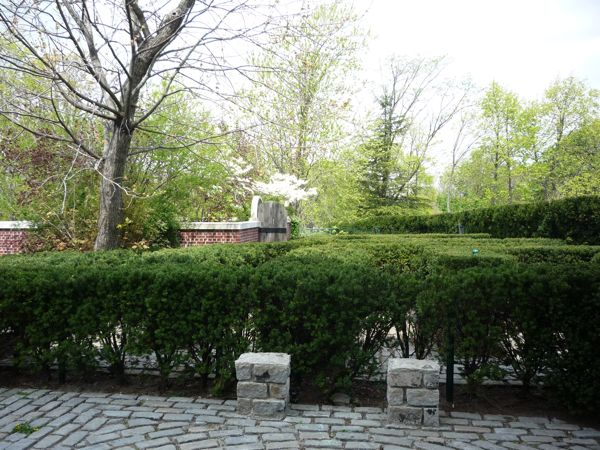 In Staten Island 39 S Snug Harbor A Secret Garden