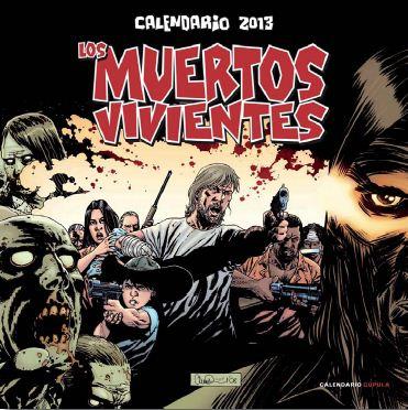 Sorteo de Calendarios de The Walking Dead