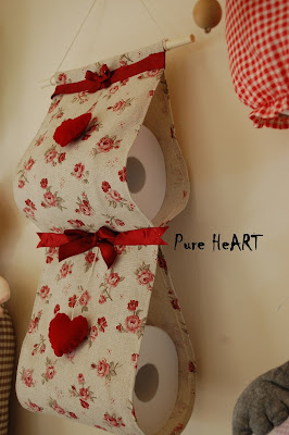 Pure heart di francesca pugliese porta rotoli di carta - Albero porta carta igienica ...