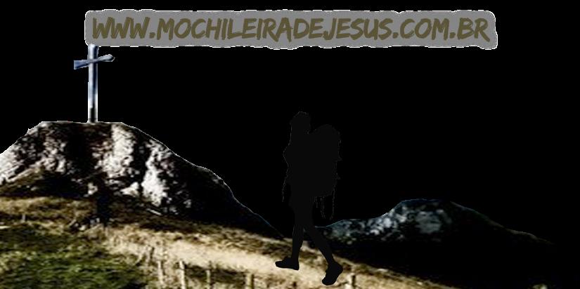 Mochileira de Jesus