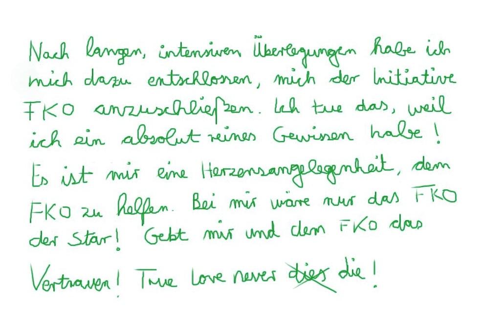 Brief Für Nikolaus : Fohlenkommando