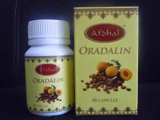 ORADALIN - EXTRACT BIJI APRIKOT