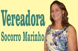 Vereadora Socorro Marinho