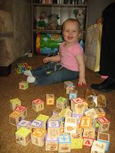 Ryanna Age 1